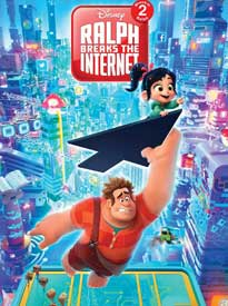 THUMBNAIL RALPH BREAKS THE INTERNET